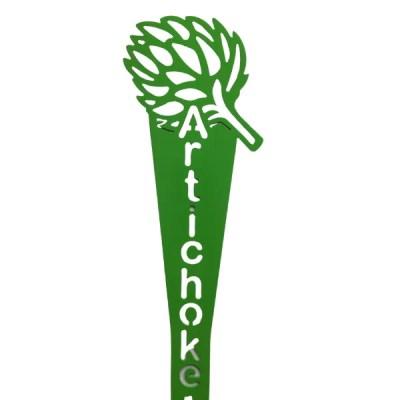 garden marker artichoke