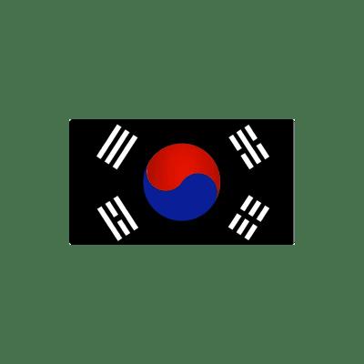 custom Korean Sign