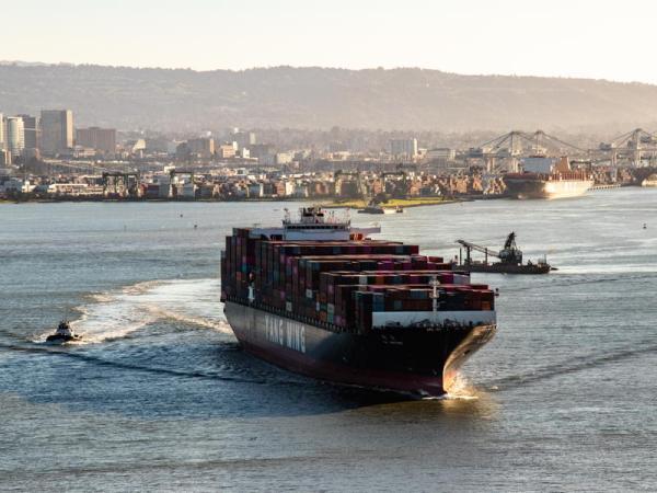 commercial Vessel Integrated Bridge GMDSS Navigation CMAP