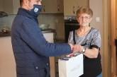 Poseta pethiljaditoj vakcinisanoj Mitrovčanki