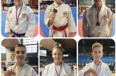 Završeno Prvenstvo Srbije za najmlađe kategorije u borbama i katama