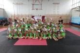 Sjajne mlade mitrovačke gimnastičarke