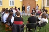 """""""Mladi u pokretu"""" - radionica Kancelarije za mlade"""