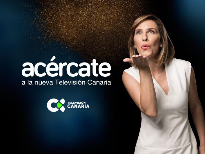 Campaña acércate Televisión Canaria