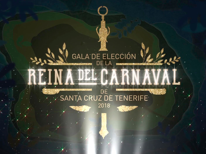 grafismos carnaval de tenerife 2018