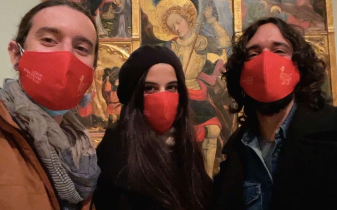 Siroco forma parte de la programación cultural del Museo de Bellas Artes de València