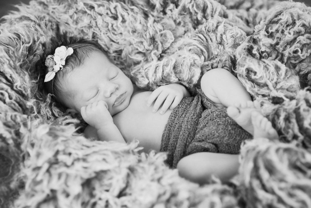 Vauvakuvaus, kukkapanta