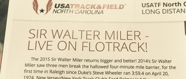 sir walter miler press clippings