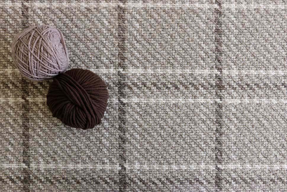 custom wool rug