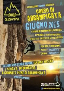 CorsoArrampicata 2015