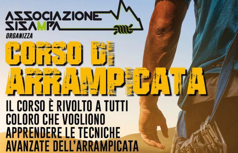 corso arrampicata sisampa 2019