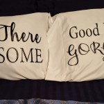 Diy Personalized Pillowcases With An Iron Or Heat Press Siser North America