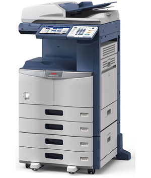 Copaidora OKI ES9160MFP Soluciones digitales de impresión Córdoba