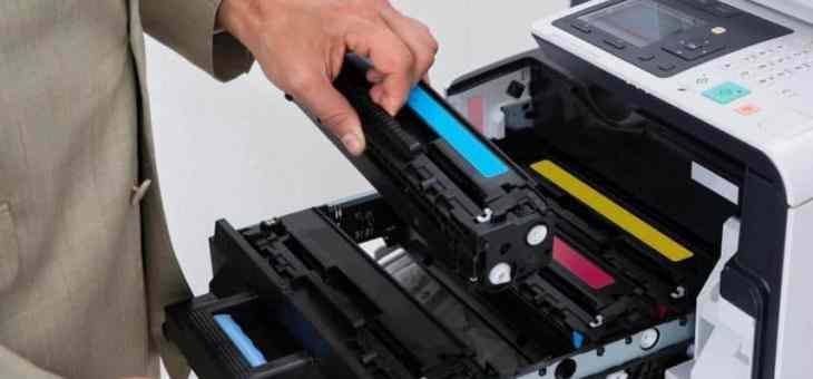El reciclaje de tóneres y cartuchos de impresora