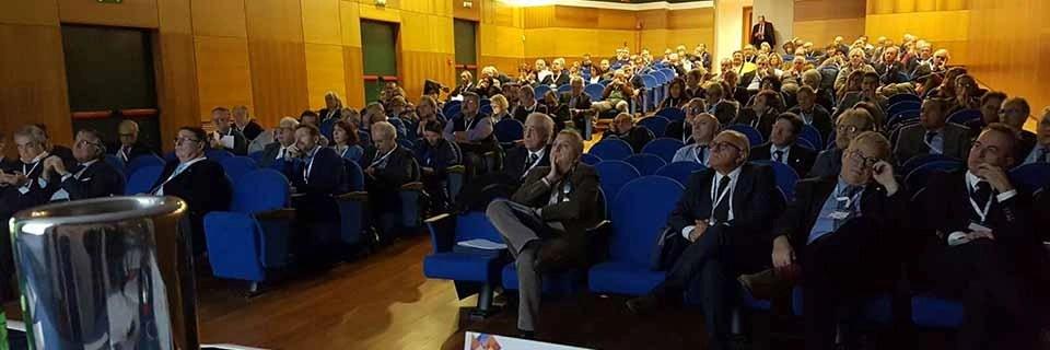 Sala plenaria del V Congresso Nazionale SISMED, Salerno 9-11 Dicembre 2016