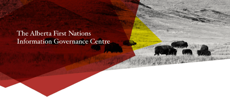 The Alberta First Nations Information Governance Centre