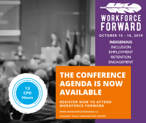 WORKFORCE FORWARD CONFERENCE 2019 @ Calgary TELUS Convention Centre
