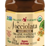 Product Review: Nocciolata Organic Hazelnut & Cocoa Spread (VEGAN)