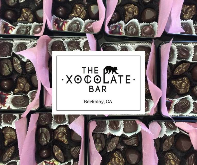 The Xocolate Bar, ethically produced organic vegan chocolate