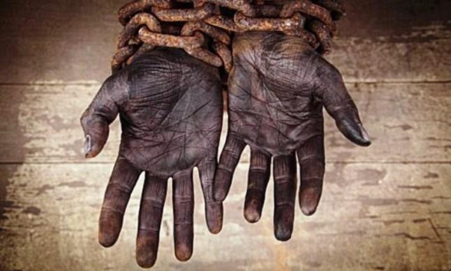 Trabalho Escravo (fonte: arquivo Google)