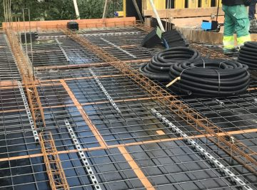 Sistar Construction Ferraillage Plancher