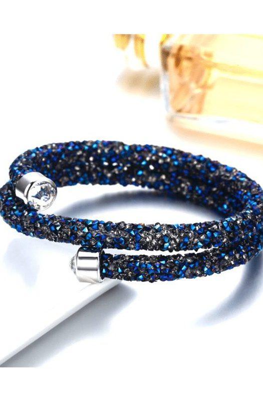 Audrey: Austrian Crystal Bracelet