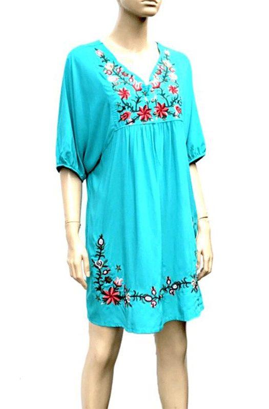 French Kiss: Cotton Shirt Dress
