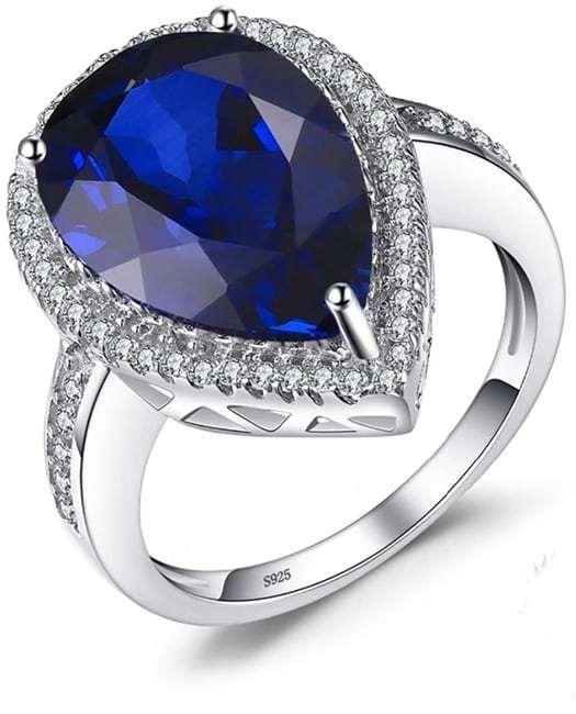 Sia: Beautiful Sapphire Ring 8.1 Ct.