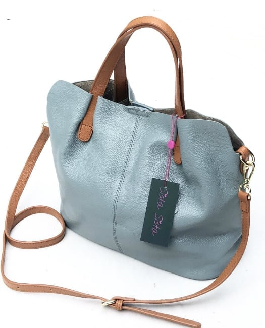 Mystique: Genuine Leather Bag