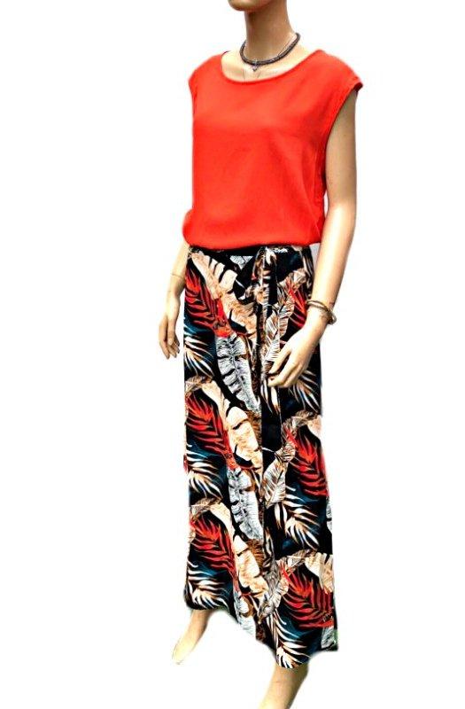 Spice: Sunny Girl Maxi Skirt