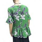 Sunny Girl: Linen/Cotton Top