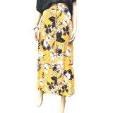 Tropicana: Exotic High Waist Skirt