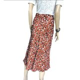 Autumn: Sunny Girl Midi Skirt