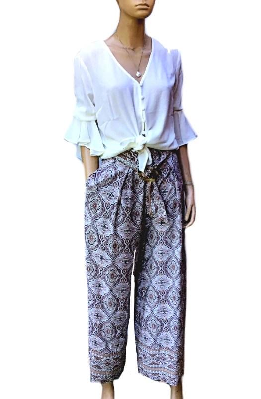 Enlightenment: Heavenly Sunny Girl Pants