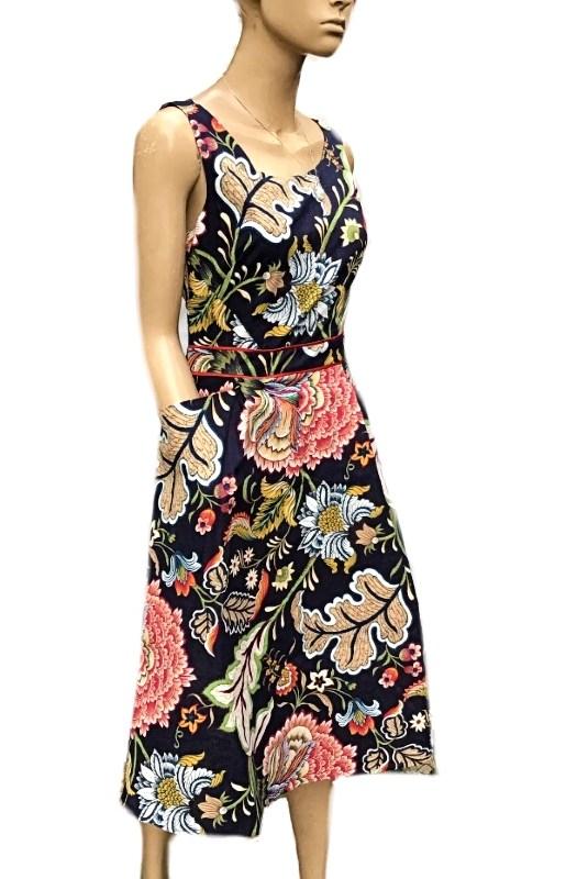 Sophia: Exquisite Sunny Girl Cotton Dress
