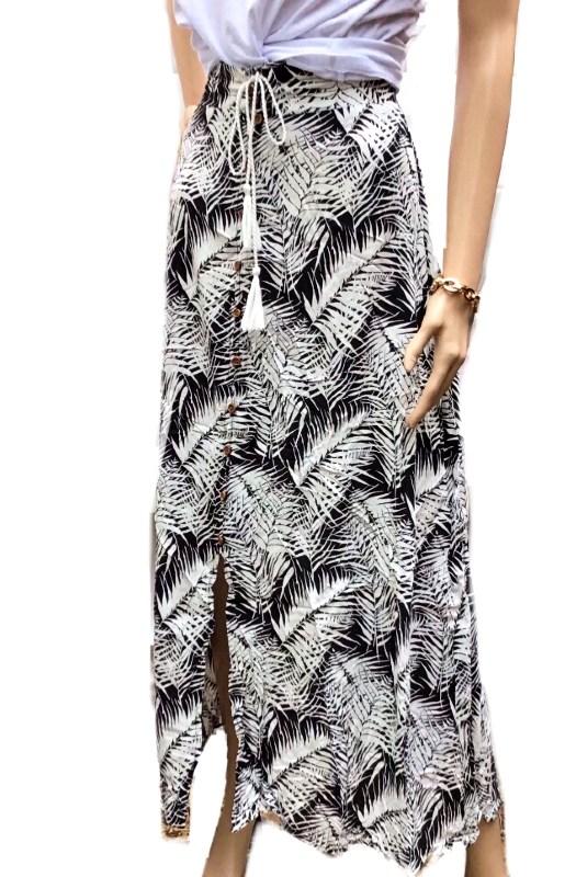Forrest:  Gorgeous Sunny Girl Maxi Skirt