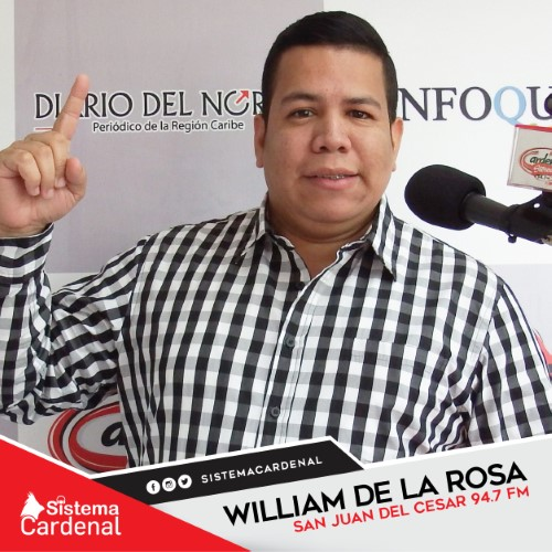 William de la Rosa