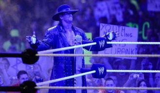 Undertaker-entrance