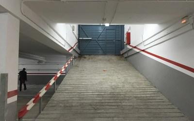 Sistemas de vigilancia para evitar robos en garajes