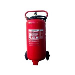 Extintores portátiles de polvo químico