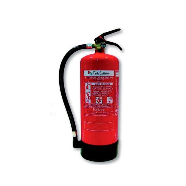 Extintor TP-6KG