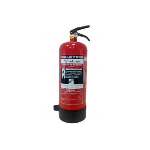 """Extintores para metales tipo """"D"""""""