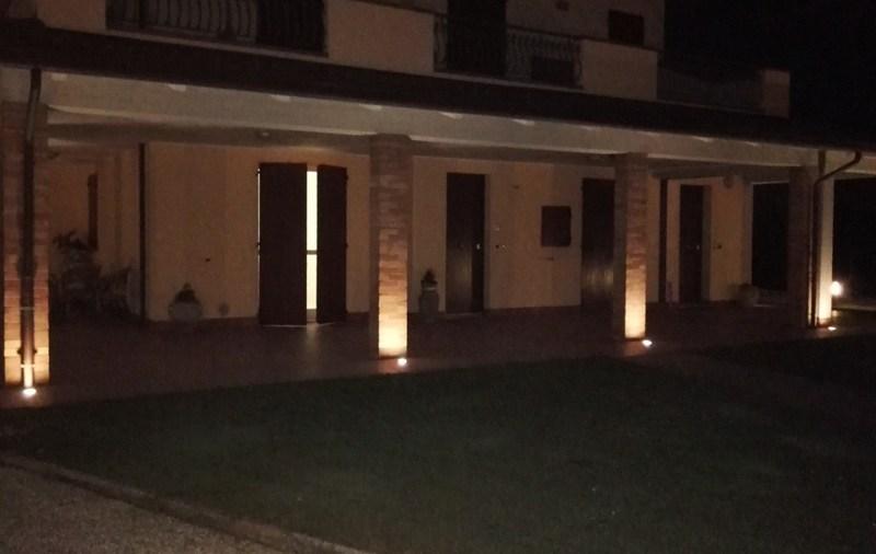 Illuminazione da esterno Cesena - Tel.: 3480593976 - G.M. Impianti Elettrici