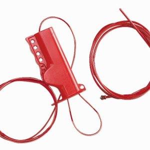 Bloqueador universal con cable vinilado