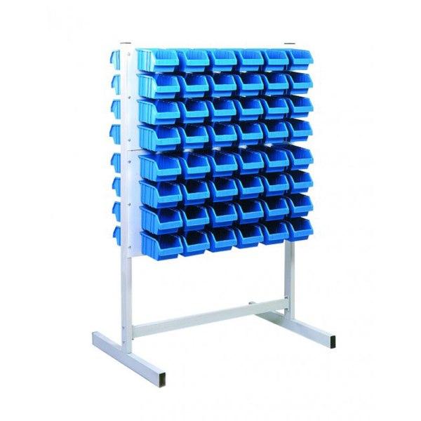 Racks equipados con gavetas de pico «ECO»