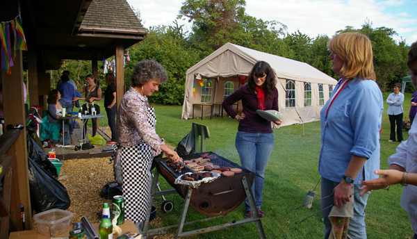 groups - summer bbq picnic