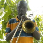 Denistyle Leonce, trombone