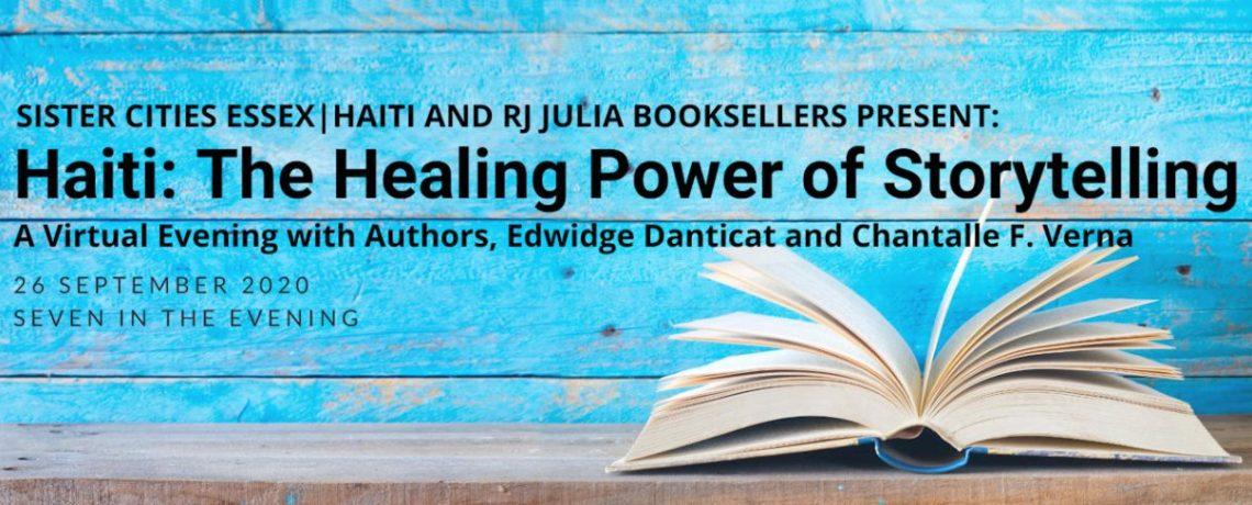 Haiti: The Healing Power of Storytelling