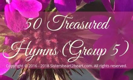 50 Treasured Hymns (Group 5)