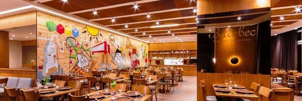 Restaurante Badebec Hotel Radisson Faria Lima